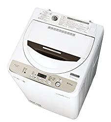 シャープ洗濯機ES-GE6D