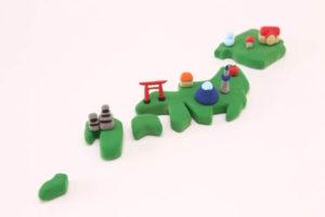日本の地形