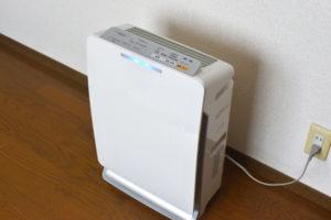 空気清浄機の効果的な使い方