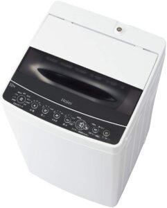 ハイアール全自動洗濯機JW-C55D-K