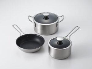 一人暮らしの調理道具