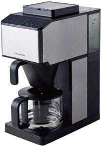 レコルト 全自動コーヒーメーカー