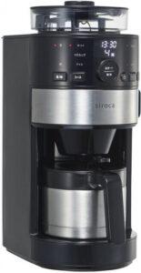 シロカ コーヒーメーカーコーヒーメーカー SC-C122