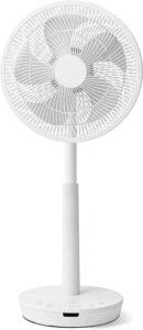 シロカ DC音声操作サーキュレーター扇風機