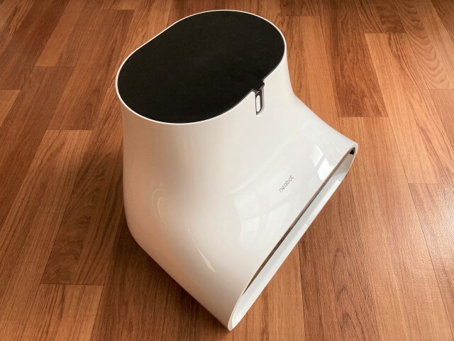 neabotゴミ収集ボックスのデザイン